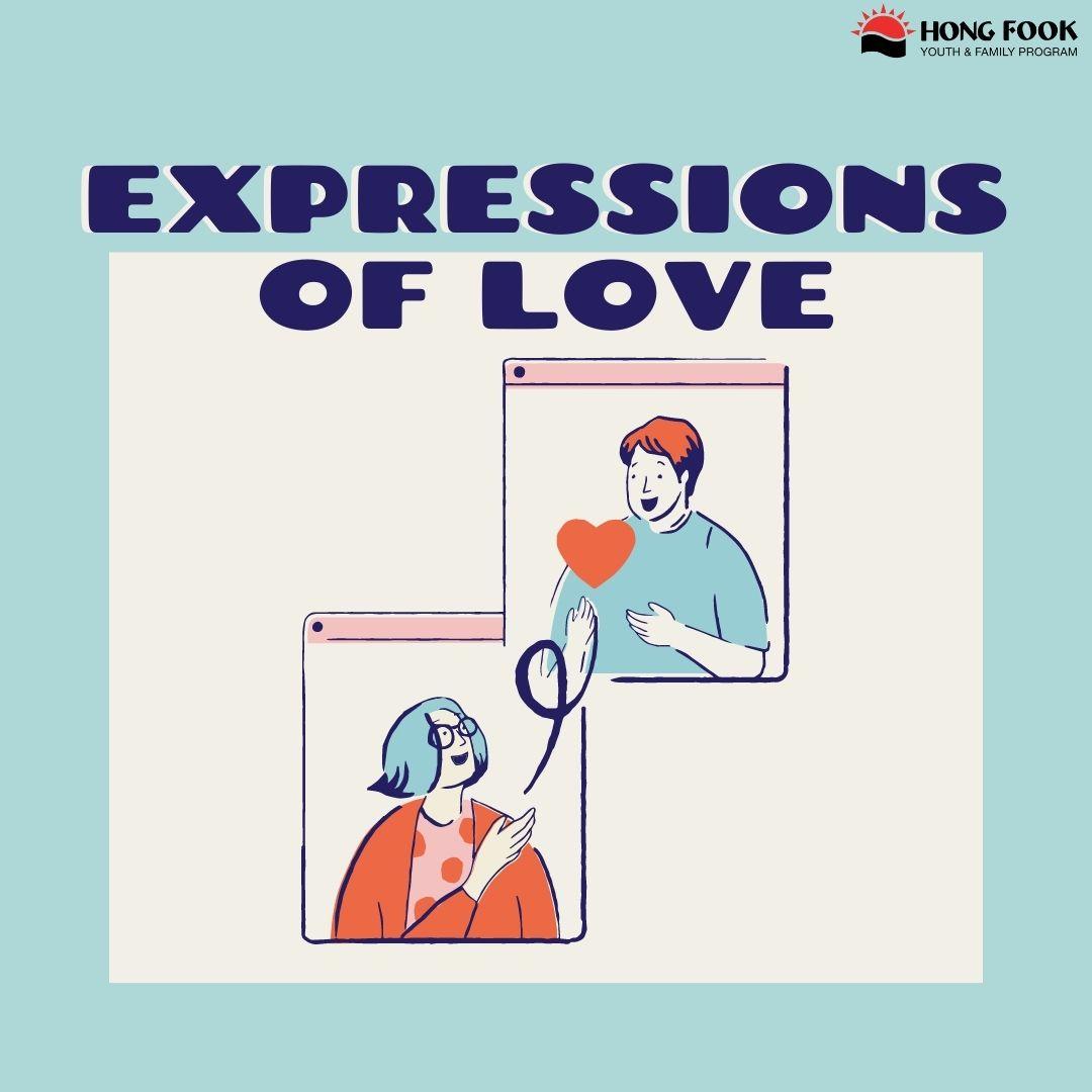 How Asians Express Love